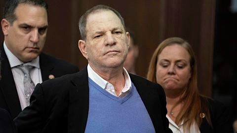 Harvey Weinstein and his accusers reach $25m settlement   Sky News Australia