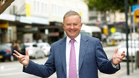 'Grieving' Albanese vows to review all Labor policies | Sky News Australia