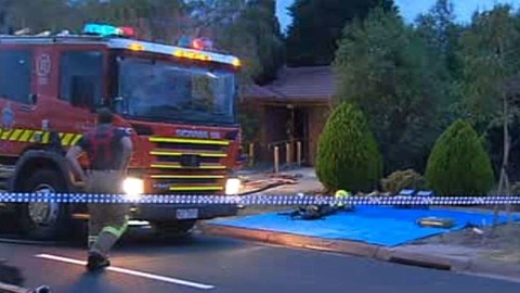 Woman killed in Melbourne house fire