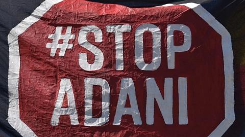 Adani protests to cause chaos in Brisbane's CBD   Sky News Australia