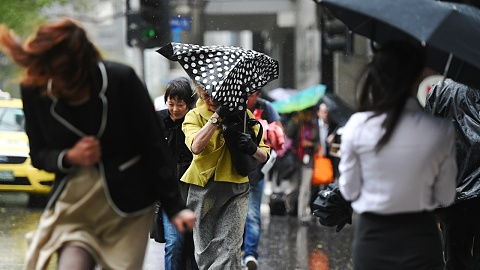 Severe weather warning in place for Australia's south   Sky News Australia