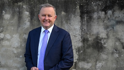 Anthony Albanese calls for government's tax cuts package to be split | Sky News Australia