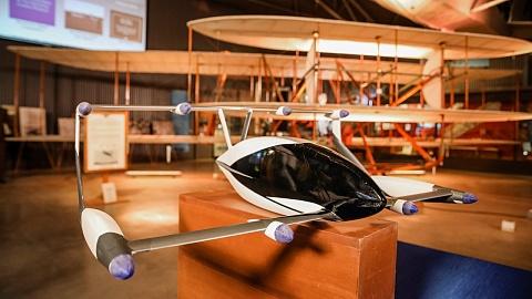 Narromine leading the nation in development of flying cars | Sky News Australia