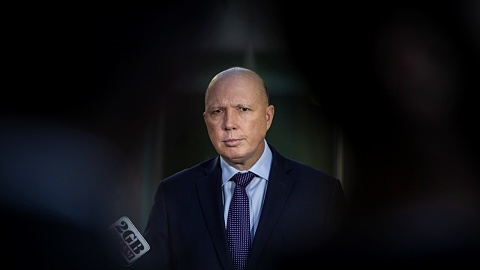 Peter Dutton moving to Defence portfolio would be a 'very good improvement'   Sky News Australia