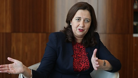 Palaszczuk government is 'trying to be more left wing' than Victoria | Sky News Australia