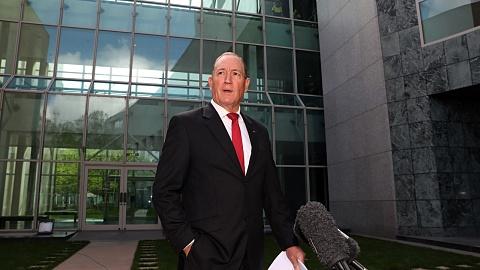 Fraser Anning faces censure motion
