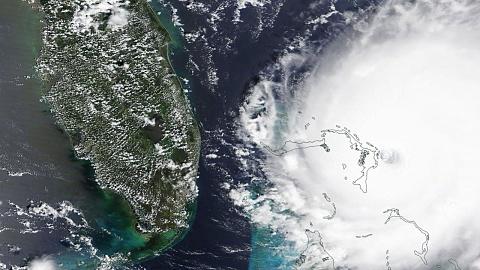 Hurricane Dorian threatens Canada's east coast | Sky News Australia