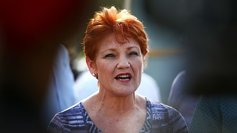 Govt coy on if it will remove Hanson from family law court inquiry | Sky News Australia