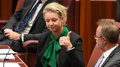 Bridget McKenzie scandal will continue to be 'a pickle' for the Morrison govt | Sky News Australia