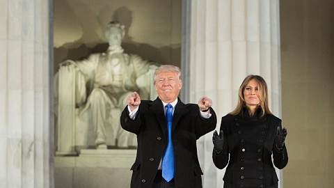 Donald Trump 'will be remembered' alongside US Presidents Lincoln and Jefferson   Sky News Australia