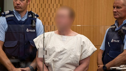 Man accused of Christchurch attack facing new charges | Sky News Australia