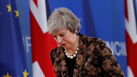 Theresa May loses crucial Brexit vote