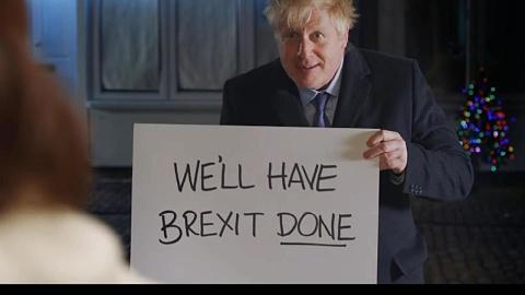 'Love Actually' parody video shows Boris Johnson's 'genius'   Sky News Australia