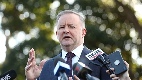 Labor is still 'grieving' from 'traumatic' loss | Sky News Australia