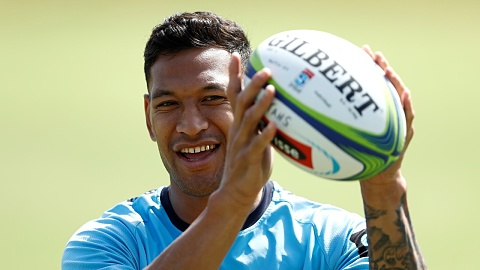 Folau asks for $3 million from his supporters | Sky News Australia