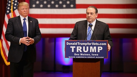 Trump 'cannot capitulate' on border wall: Huckabee | Sky News Australia