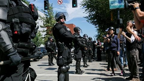 Antifa is creating 'no-go zones' in US cities: Ngo