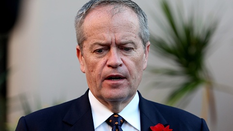 Planned attack at Gallipoli is 'deeply concerning': Shorten