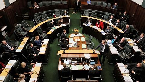 Tasmania's lower house passes sweeping transgender reforms