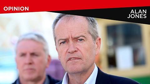 'Bill Shorten, in the electorate, is toxic': Jones