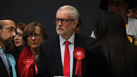 Jeremy Corbyn to resign as Labour leader after horror election performance | Sky News Australia