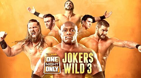 Jokers Wild Tna