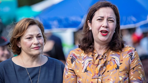 Palaszczuk govt lines public servants' pockets to stimulate Qld economy   Sky News Australia