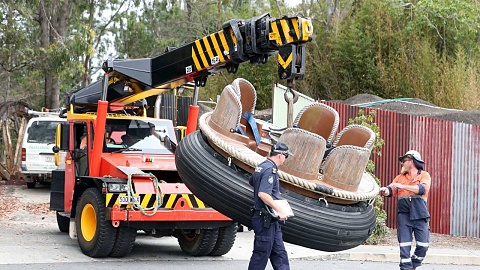 Former manager says mechanical and human error caused Dreamworld tragedy