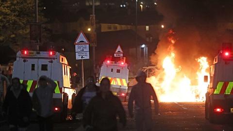 Woman, 29, shot dead in 'terrorist incident' in Northern Ireland
