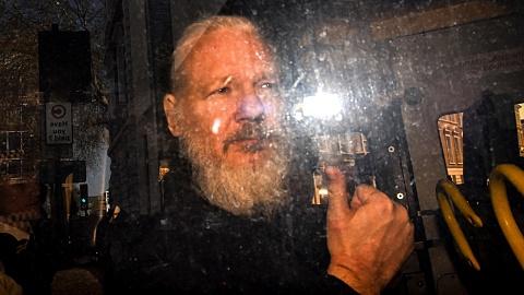 Julian Assange to remain behind bars   Sky News Australia