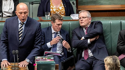 Govt's defense of its 'sports rorts' programme 'beggars' belief' | Sky News Australia