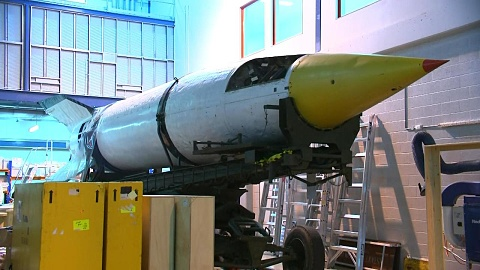 War Memorial's 'big things' on show   Sky News Australia