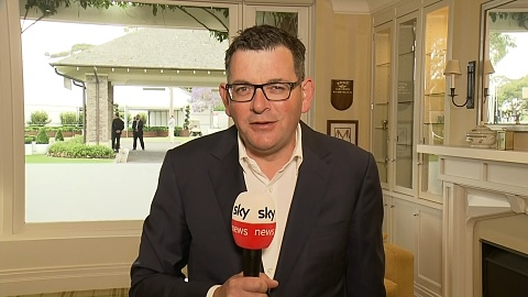 Andrews: Presidents Cup set to be a boon for Victorian economy | Sky News Australia
