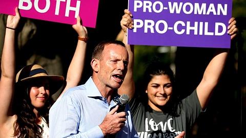 "Berejiklian's abortion laws ""infanticide on demand"": Abbott | Sky News Australia"
