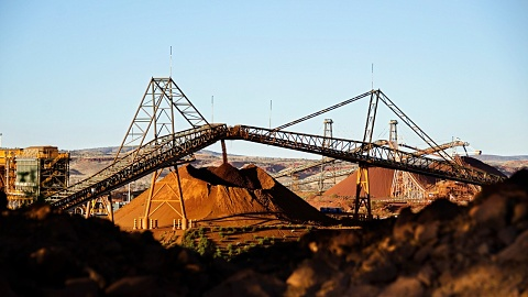 Australia worried tensions with China could cause price collapse in key iron ore industry