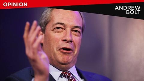 Liberals must shift to right: Nigel Farage  | Sky News Australia