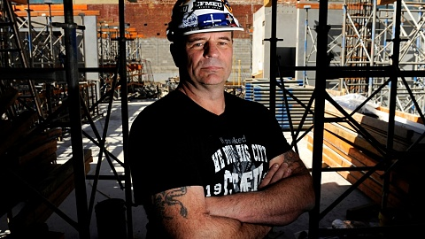 Union gives 'full support' to John Setka   Sky News Australia