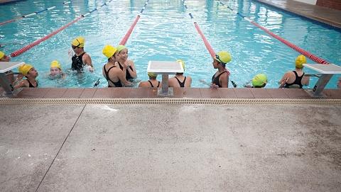 Leading swim coaches sent to Victoria primary schools
