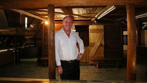 Joyce urges for greater regional senate representation | Sky News Australia