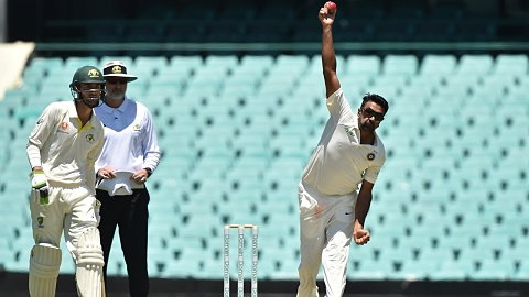 Ashwin, Sharma ruled out of second Test against Australia