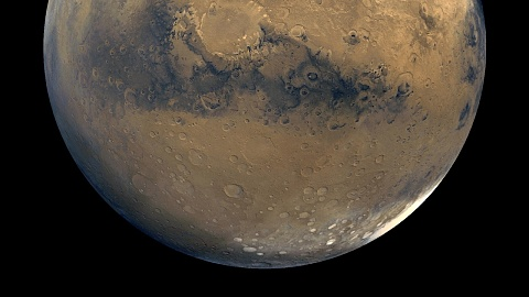 Water discovery on Mars mimics thriving Antarctic lake: ANU astrophysicist