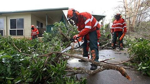 Residents return home following Tropical Cyclone Trevor