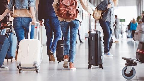 New airport tech to streamline UK security process   Sky News Australia