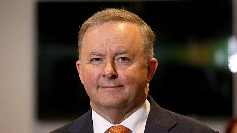 Albanese declares support for Aus coal industry   Sky News Australia