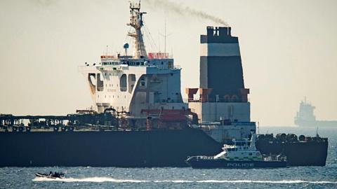 Iran warns US against seizing its tanker   Sky News Australia