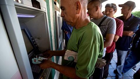 Venezuela claims title for world's most miserable economy