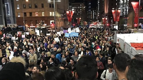 Thousands descend on NSW Parliament for late-night pro-life rally | Sky News Australia
