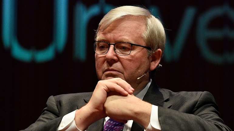Kevin Rudd Slams Pm Morrison For Lack Of Leadership During The Ongoing Bushfire Crisis Sky News Australia