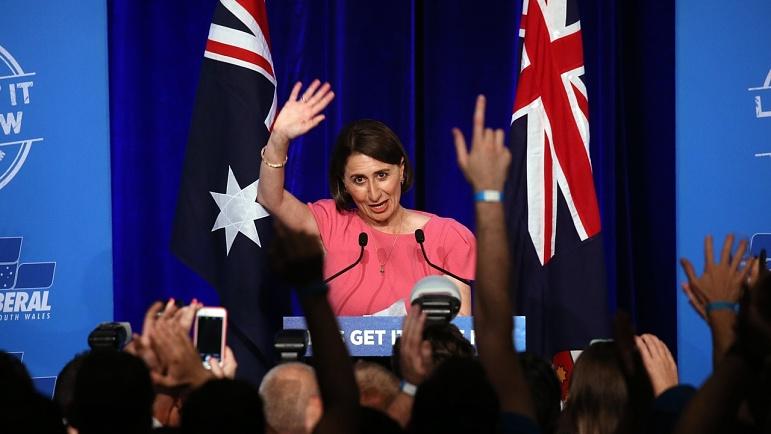 NSW Gladys Berejiklian overhauls cabinet | Sky News Australia