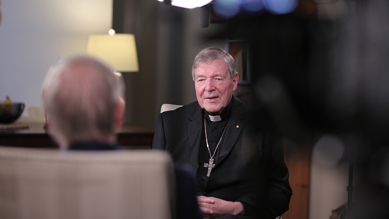 EXCLUSIVE: Cardinal George Pell tells Andrew Bolt the ABC engaged ...
